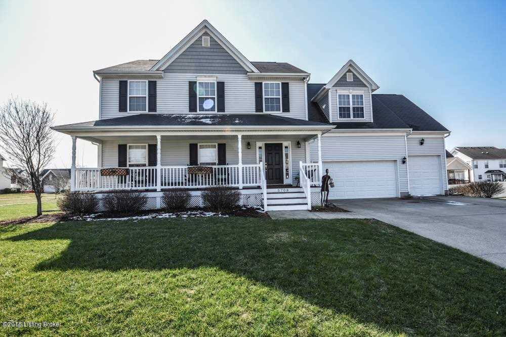 5708 Blue Holly Pl Crestwood KY in Oldham County - MLS# 1497424 | Real Estate Listings For Sale |Search MLS|Homes|Condos|Farms Photo 1