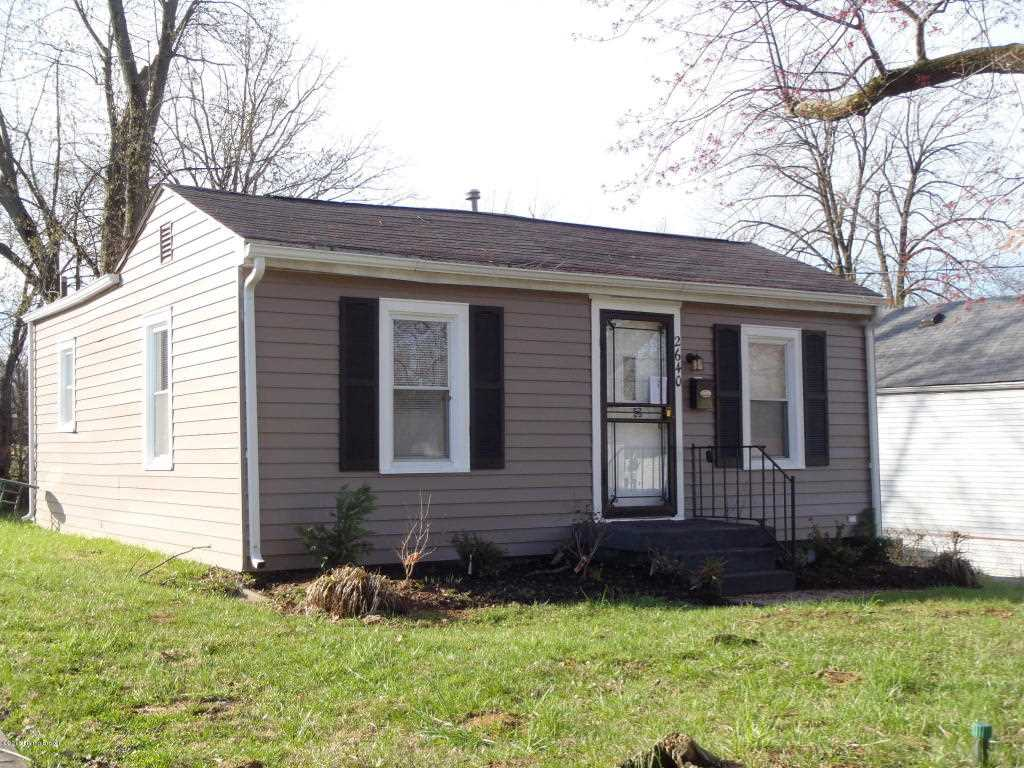 2640 Lindsay Ave Louisville KY in Jefferson County - MLS# 1499552   Real Estate Listings For Sale  Search MLS Homes Condos Farms Photo 1
