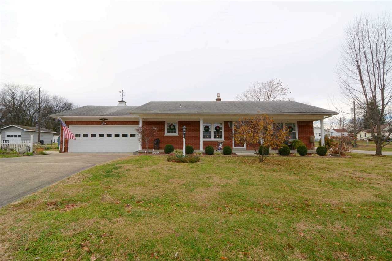 1127 N Canal Street Mount Vernon, IN 47620 | MLS 201754136 Photo 1