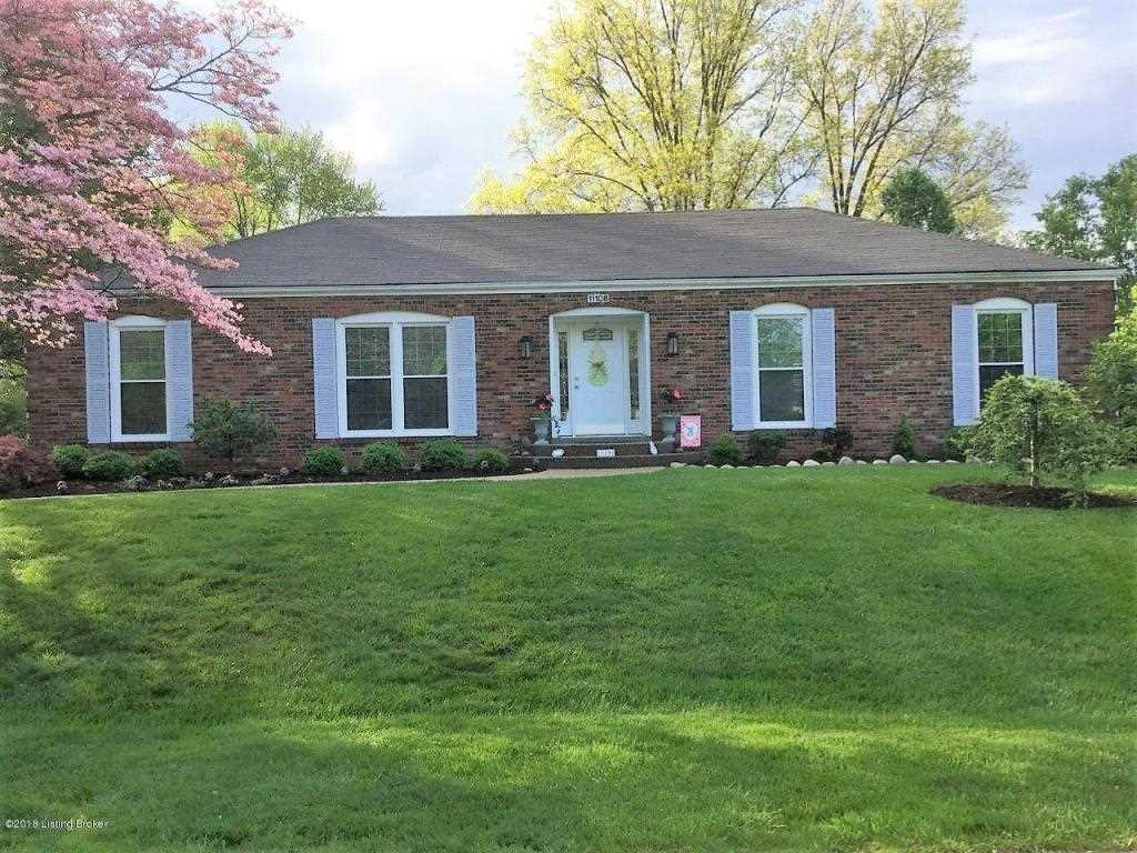 11108 Huntley Pl Louisville KY in Jefferson County - MLS# 1497379   Real Estate Listings For Sale  Search MLS Homes Condos Farms Photo 1