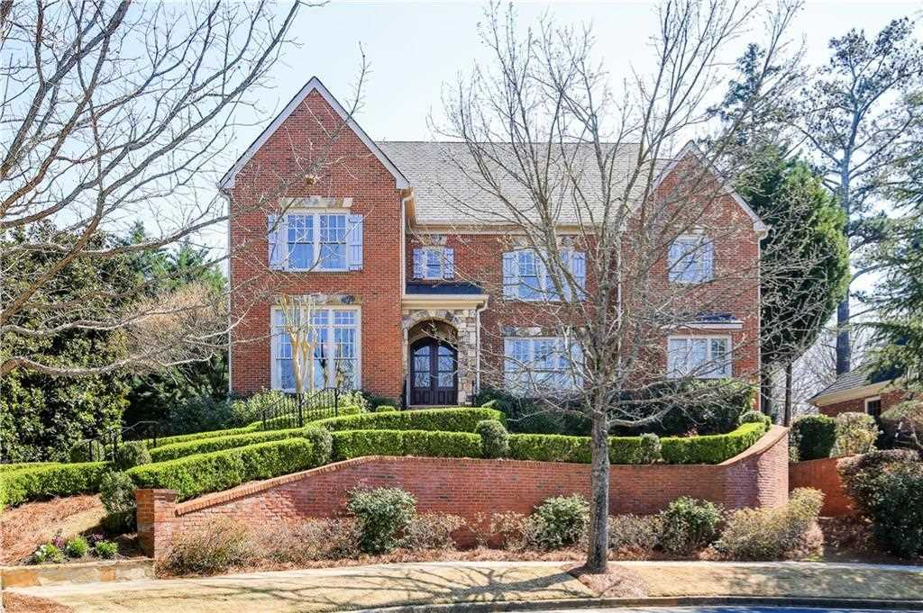 165 Trimble Crest Dr is a home for sale located in the Brookhaven Lakes Ph 2 community of Atlanta Photo 1