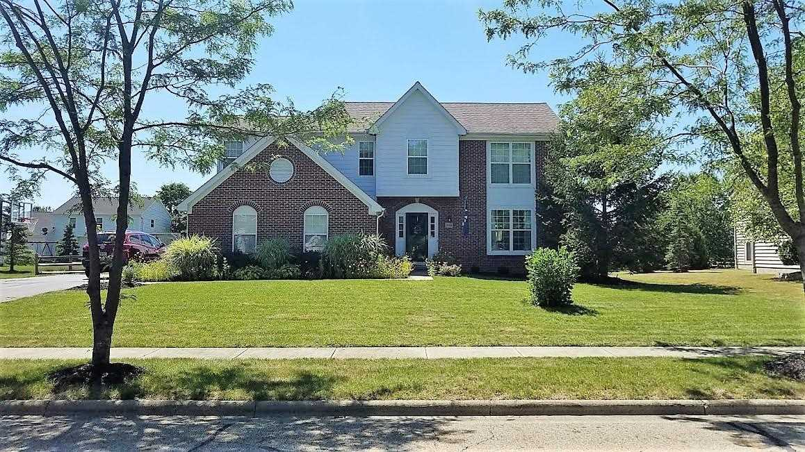 1644 Minturn Drive New Albany, OH 43054   MLS 218006267 Photo 1