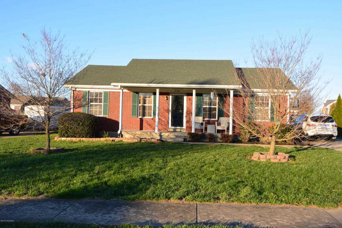 116 Thunder Spring Dr Bardstown KY in Nelson County - MLS# 1497147 | Real Estate Listings For Sale |Search MLS|Homes|Condos|Farms Photo 1