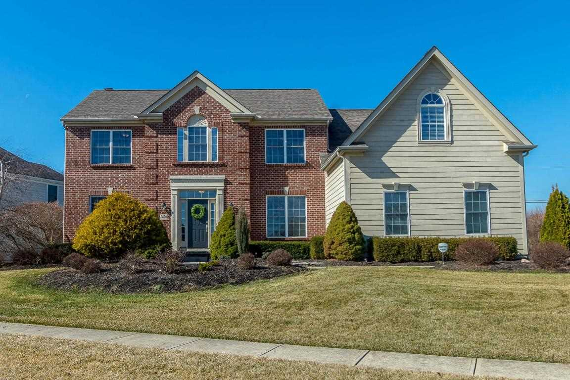 7670 Early Meadow Road Westerville, OH 43082 | MLS 218007142 Photo 1