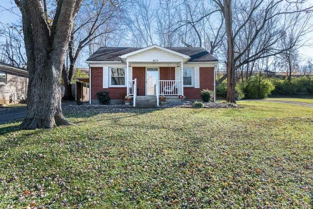 6813 Triangle Dr Louisville KY in Jefferson County - MLS# 1491300 | Real Estate Listings For Sale |Search MLS|Homes|Condos|Farms Photo 1