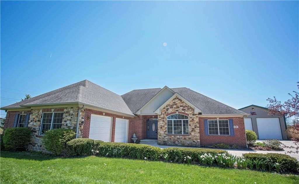 5269 E Dayhuff Road Mooresville, IN 46158 | MLS 21563363 Photo 1