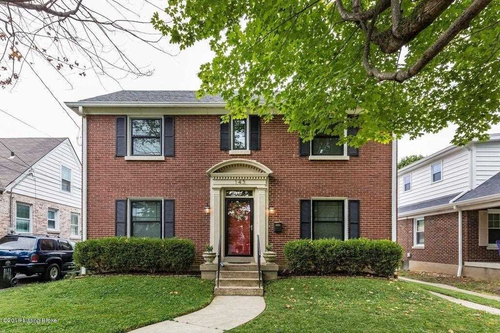 143 S Crestmoor Ave Louisville, KY 40206 | MLS 1497610 Photo 1