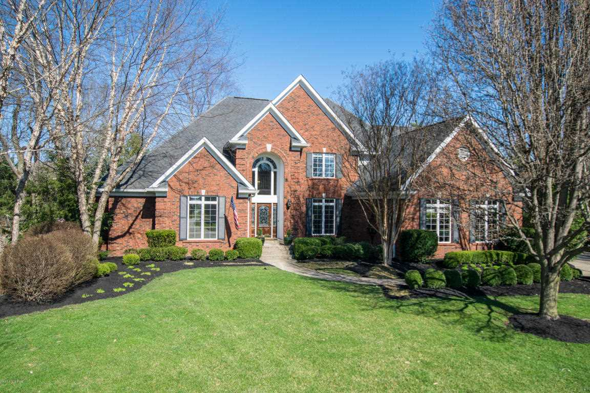 7214 Edmonson Pl Prospect KY in Jefferson County - MLS# 1497368   Real Estate Listings For Sale  Search MLS Homes Condos Farms Photo 1