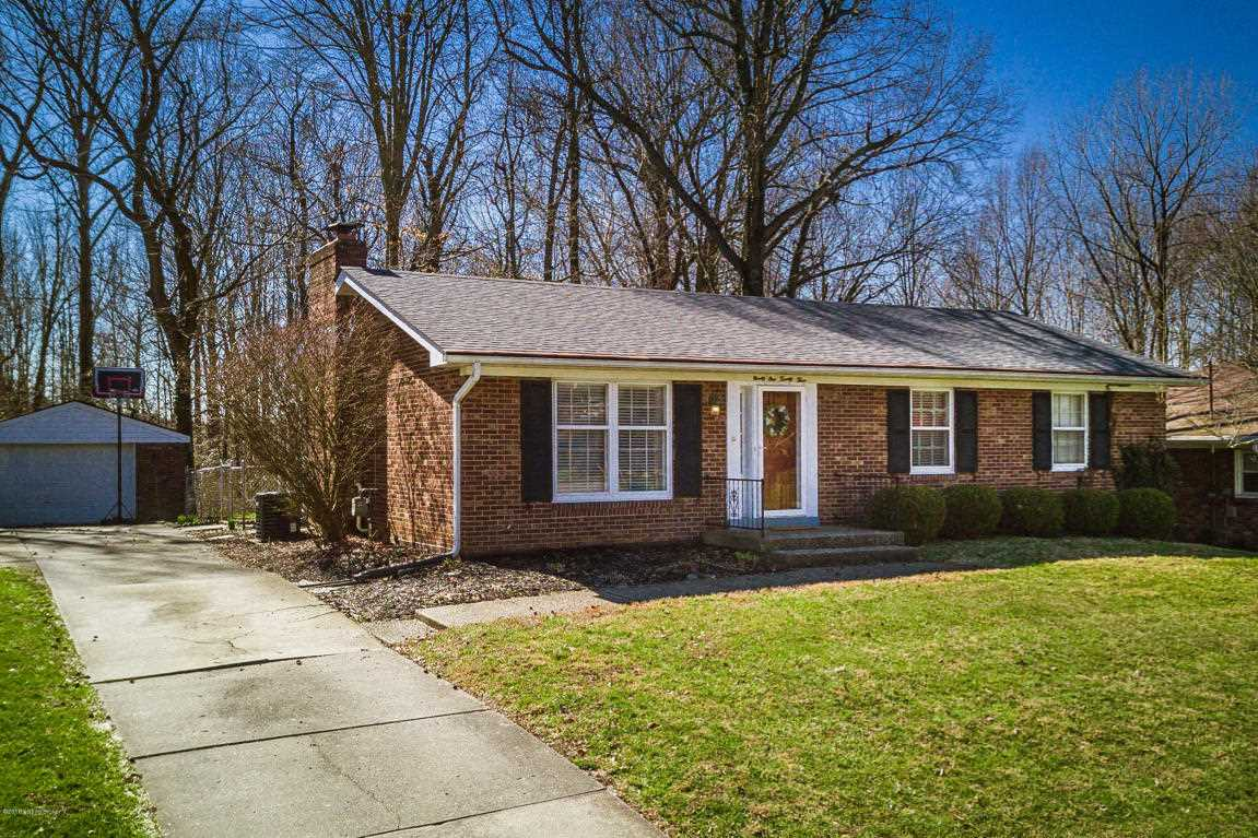 9123 Wanlou Dr Louisville KY in Jefferson County - MLS# 1496753   Real Estate Listings For Sale  Search MLS Homes Condos Farms Photo 1