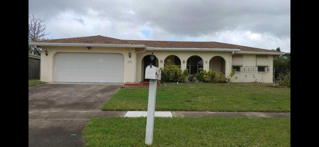 3420 NW 25Th Terrace Boca Raton, FL 33434 | MLS RX-10407257 Photo 1