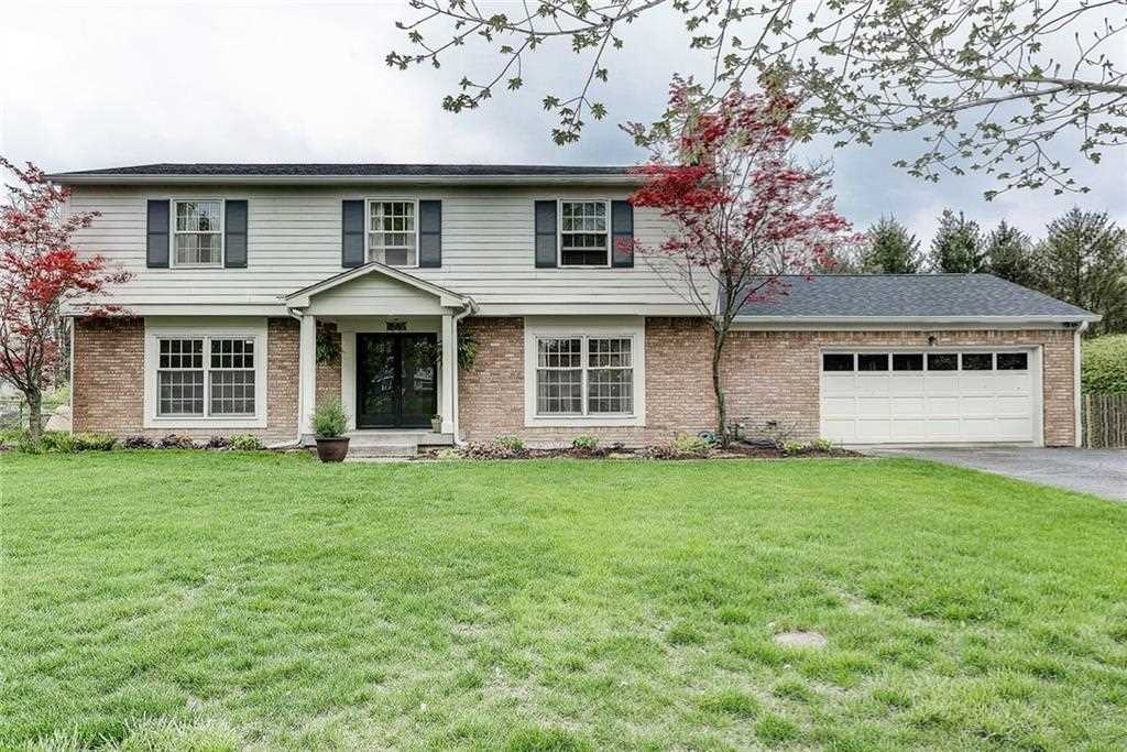 2107 Whitewood Court Indianapolis, IN 46260   MLS 21564436 Photo 1