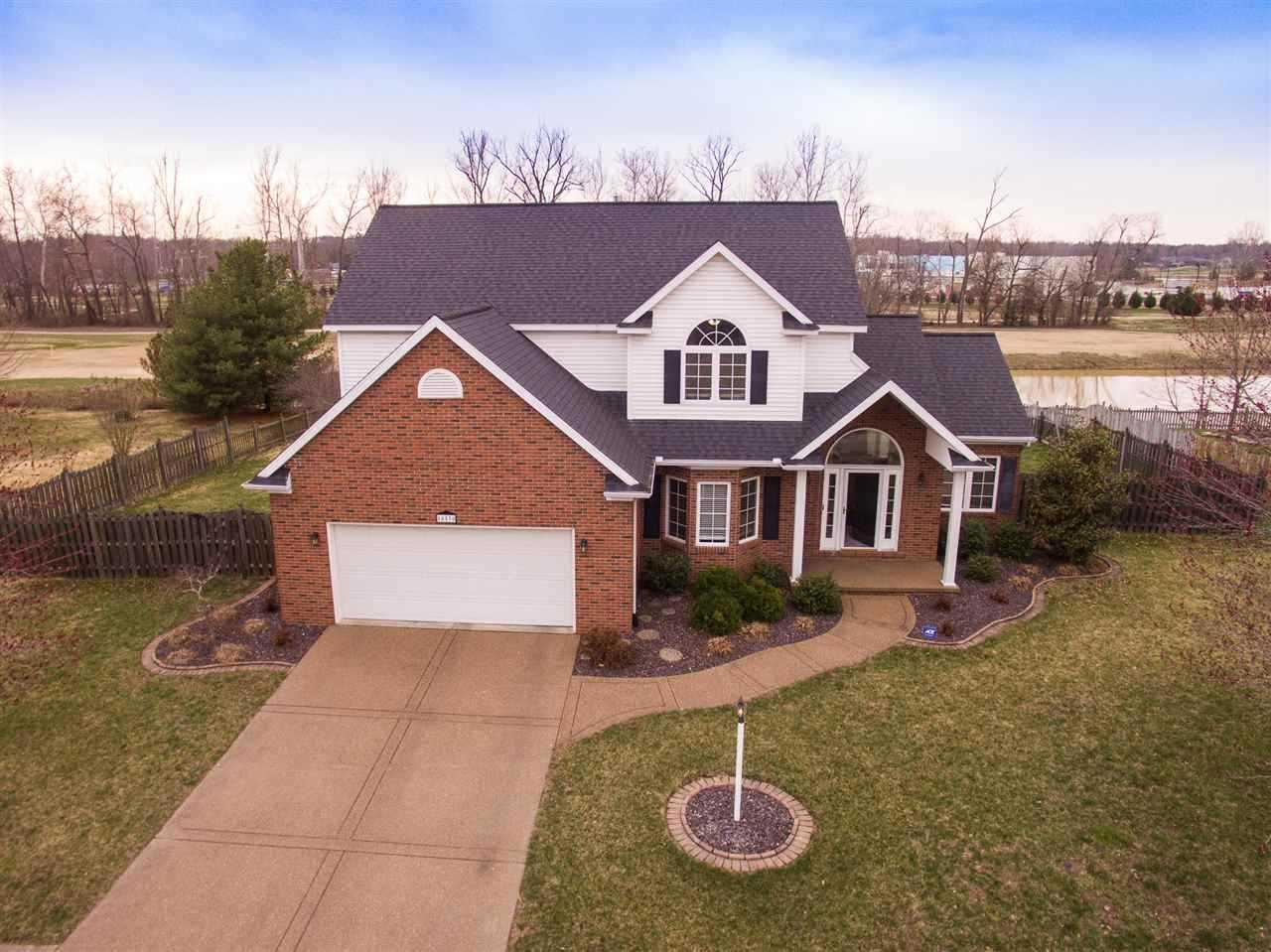 10530 Eagle Crossing Drive Evansville, IN 47725 | MLS 201808908 Photo 1