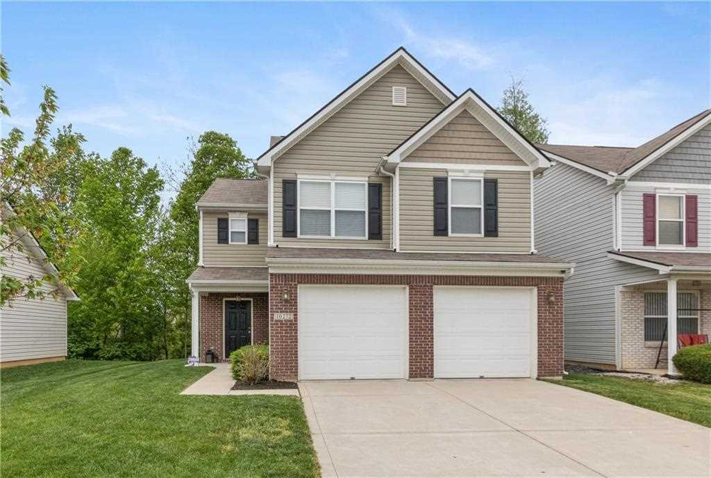 10272 New Dawn Place Avon, IN 46123 | MLS 21565459 Photo 1