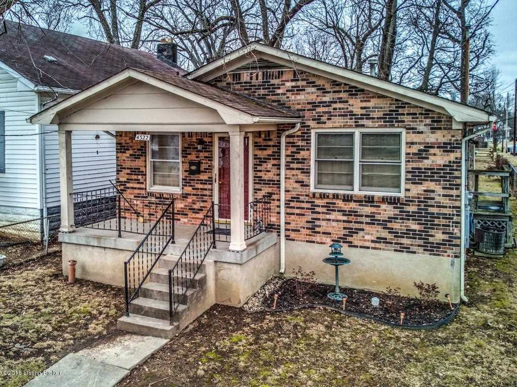 4322 Whitmore Ave Louisville, KY 40214 | MLS #1495830 Photo 1