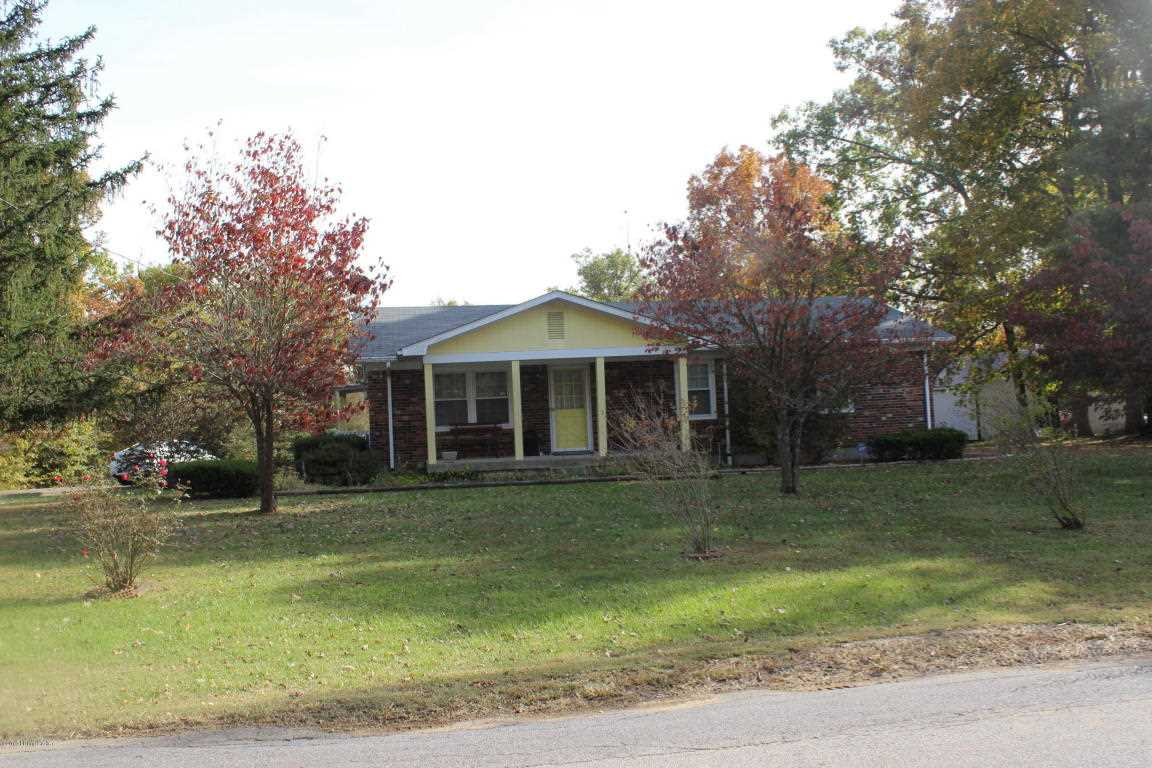 4121 Zoneton Rd Shepherdsville KY in Bullitt County - MLS# 1489774   Real Estate Listings For Sale  Search MLS Homes Condos Farms Photo 1
