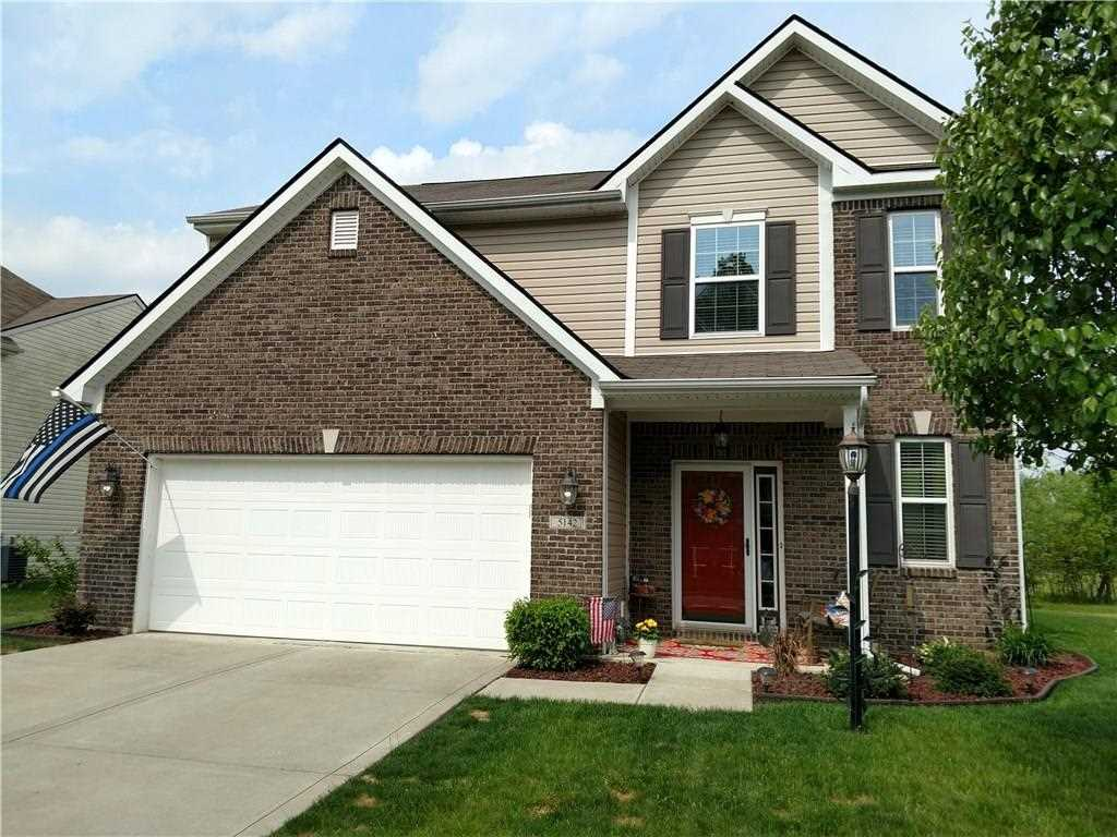 5142 Choctaw Ridge Drive Indianapolis, IN 46239 | MLS 21565161 Photo 1