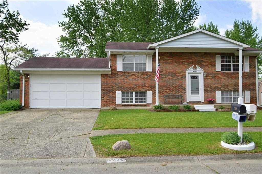 5739 Dollar Hide South Drive Indianapolis, IN 46221 | MLS 21566179 Photo 1