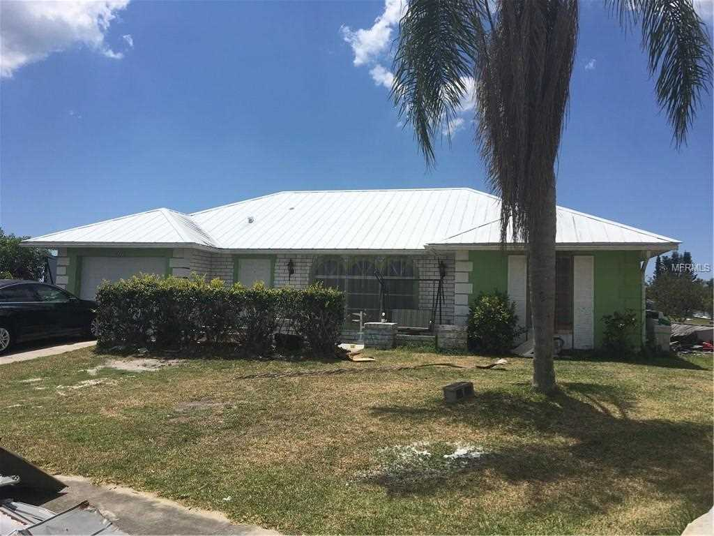 6323 Morning Avenue North Port, FL 34287 | MLS C7401248 Photo 1