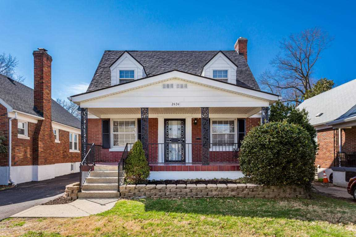 2434 Bradley Ave Louisville KY in Jefferson County - MLS# 1497104 | Real Estate Listings For Sale |Search MLS|Homes|Condos|Farms Photo 1