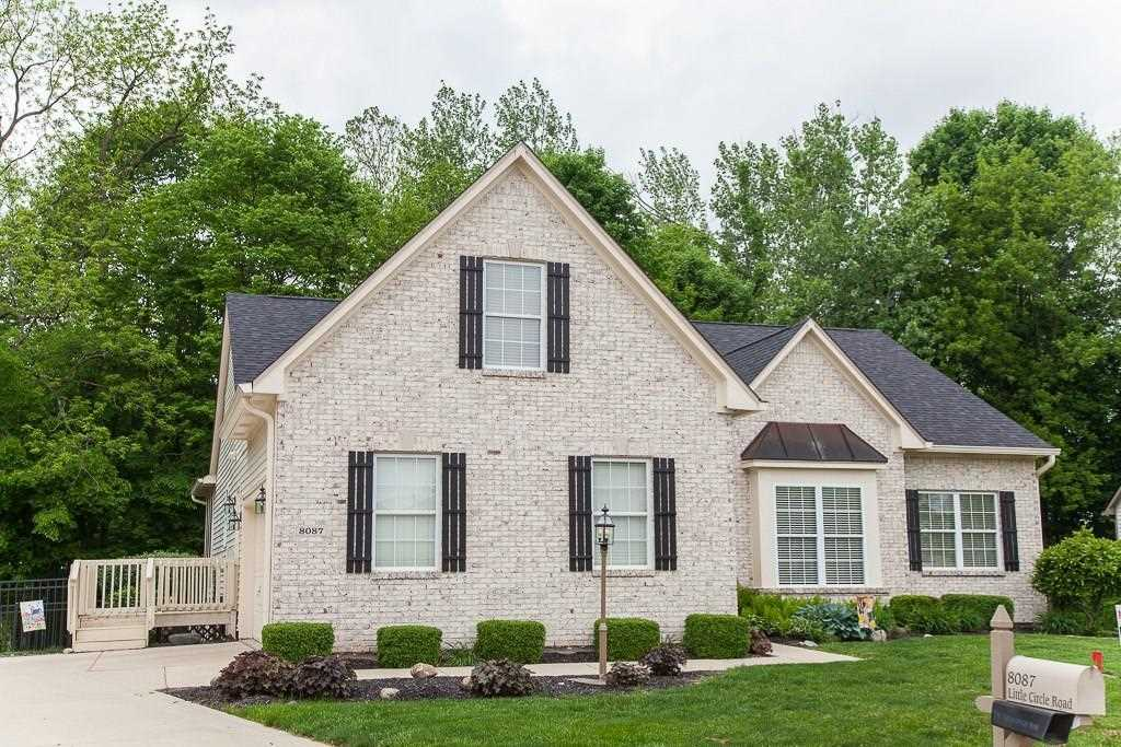 8087 Little Circle Road Noblesville, IN 46060 | MLS 21566376 Photo 1