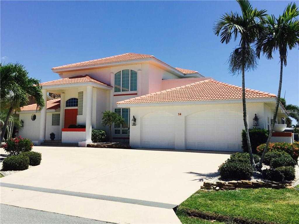 14 Tropicana Drive Punta Gorda, FL 33950 | MLS A4185944 Photo 1