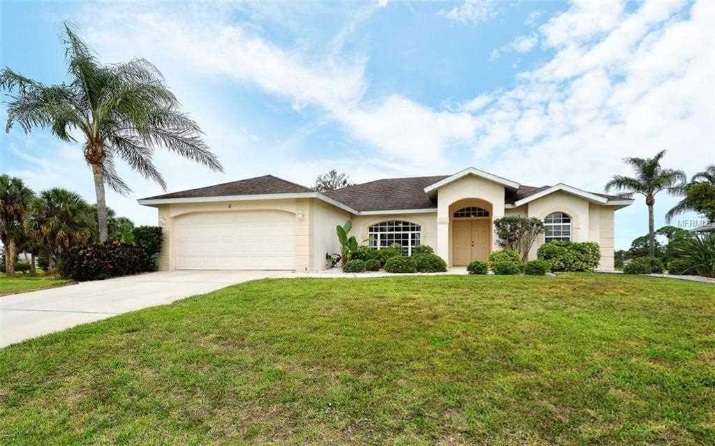 6 Bunker Court Rotonda West, FL 33947 | MLS D6100556 Photo 1