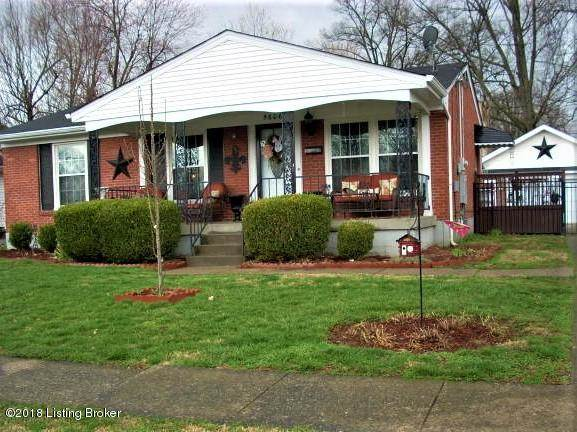 5606 Elmer Ln Louisville KY in Jefferson County - MLS# 1496889   Real Estate Listings For Sale  Search MLS Homes Condos Farms Photo 1