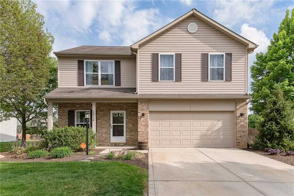 15538 Outside Trail Noblesville, IN 46060   MLS 21567004 Photo 1