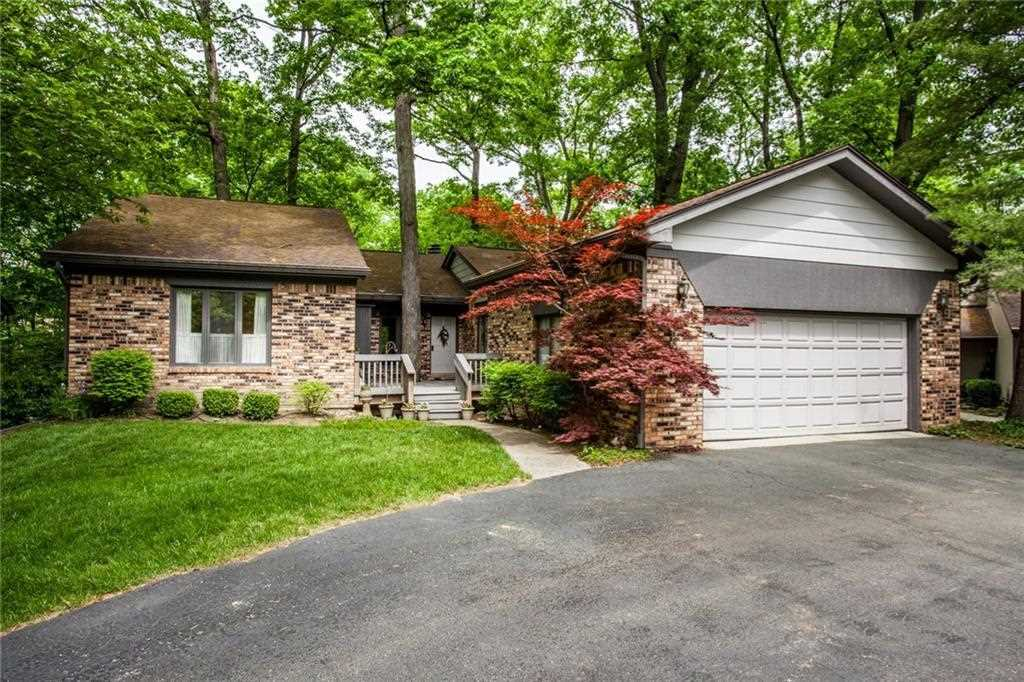 5240 Fawn Hill Terrace Indianapolis, IN 46226   MLS 21567485 Photo 1