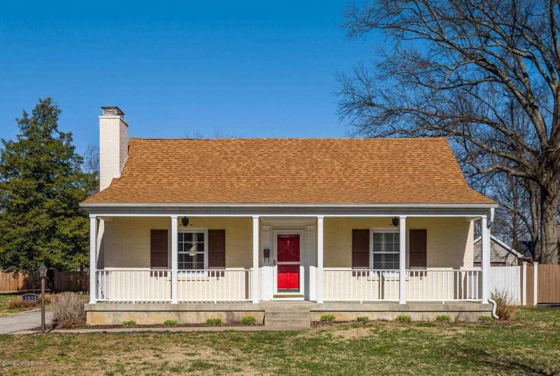 4023 Elmwood Ave Louisville KY in Jefferson County - MLS# 1497301 | Real Estate Listings For Sale |Search MLS|Homes|Condos|Farms Photo 1