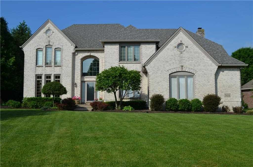7424 River Highlands Drive Fishers, IN 46038 | MLS 21564510 Photo 1