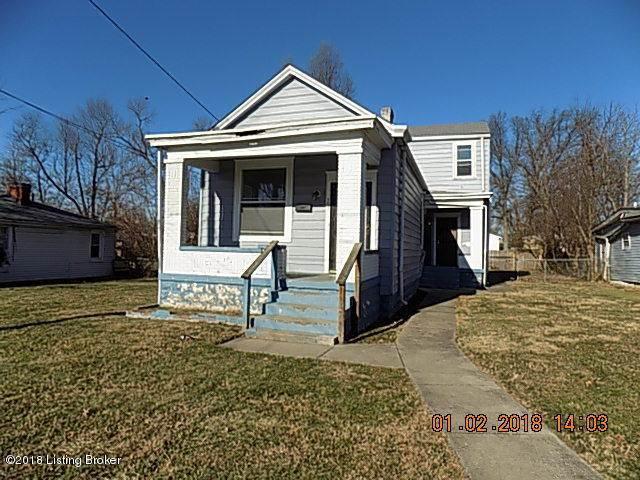 3827 Sunset Ave Louisville, KY 40211 | MLS #1493771 Photo 1