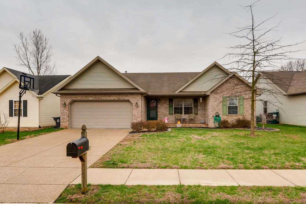 721 Titan Drive Evansville, IN 47711 | MLS 201811562 Photo 1