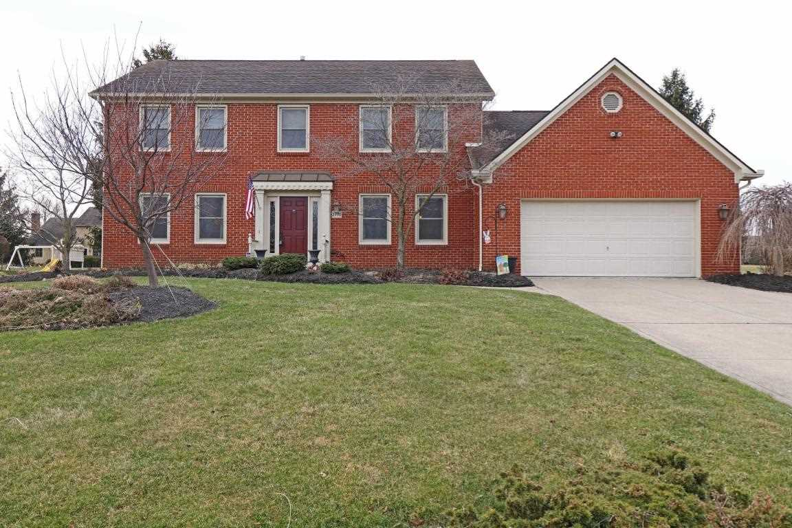 2770 Barharbor Court Lewis Center, OH 43035 | MLS 218007179 Photo 1