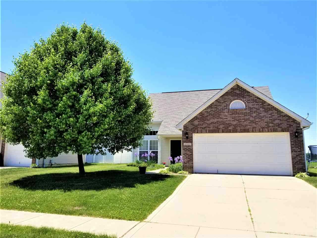 4342 Starkey Drive Marion, IN 46953 | MLS 201822309 Photo 1