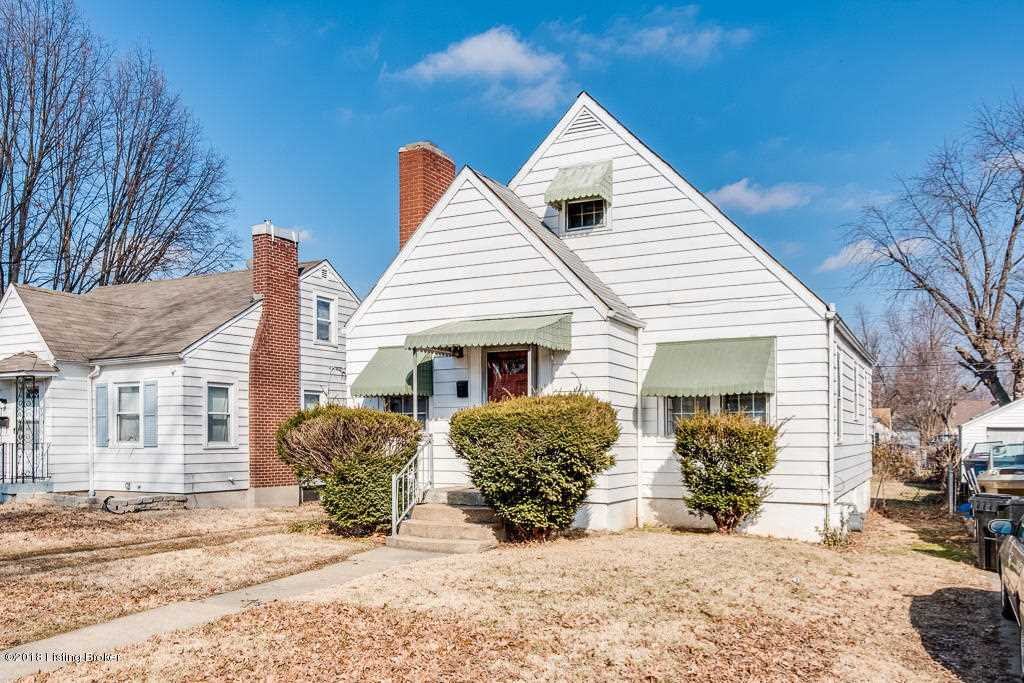 1431 Central Ave Louisville KY in Jefferson County - MLS# 1495644 | Real Estate Listings For Sale |Search MLS|Homes|Condos|Farms Photo 1