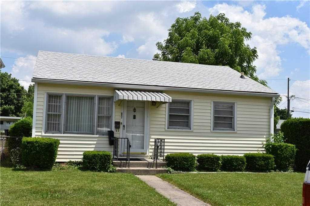 87 N 16Th Avenue Beech Grove, IN 46107 | MLS 21571456 Photo 1