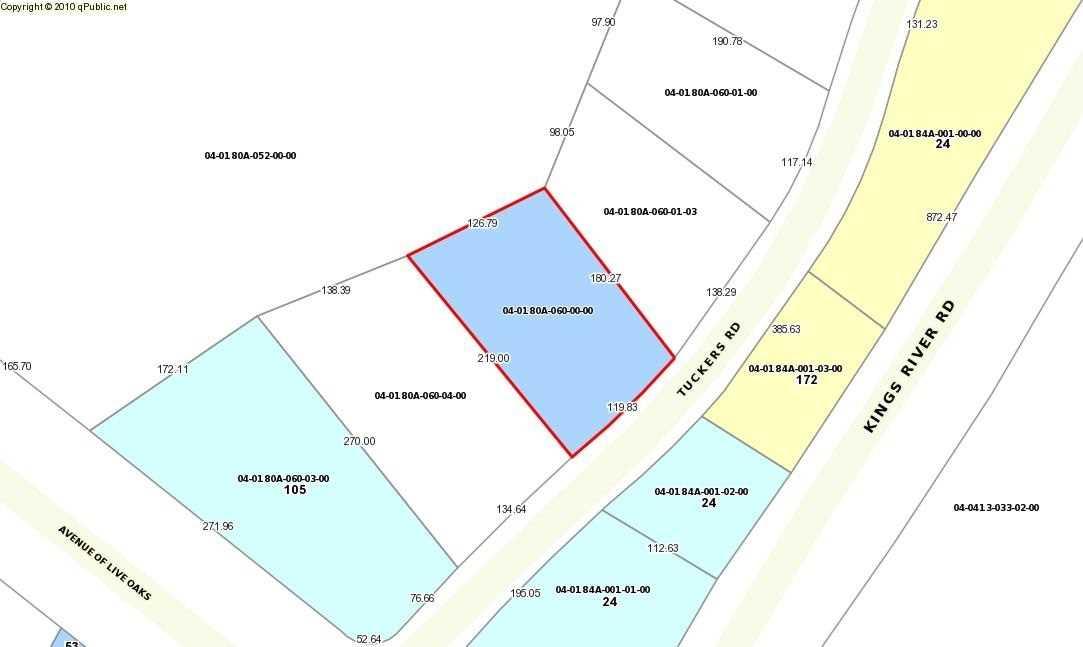 Pawleys Island Zip Code Map.Tbd Tuckers Road Pawleys Island Sc 29585 Mls 1701677