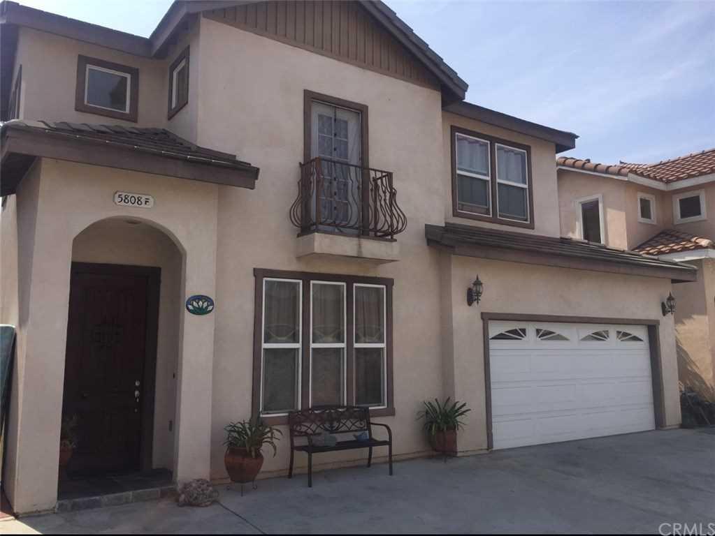 5808 Clara Street #F Bell Gardens CA 90201 Homes For Sale Ladera Ranch CA  California