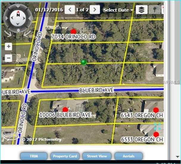 Weeki Wachee Florida Map.Orinoco Road Weeki Wachee Fl 34613 Mls W7628984