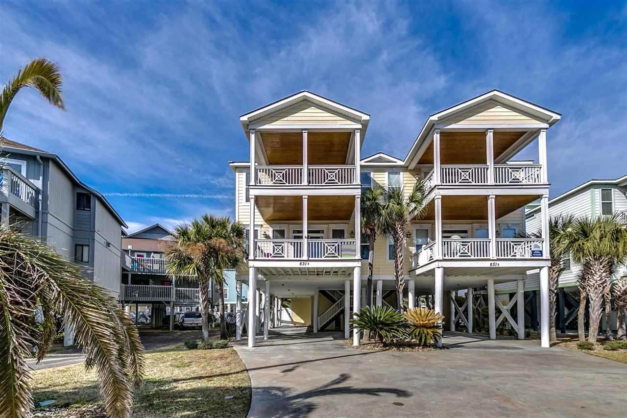 831-A N Waccamaw Dr Garden City Beach, SC 29576 | MLS 1800603 Photo 1