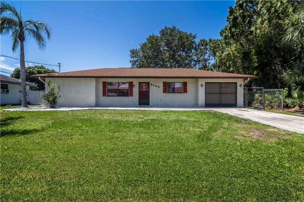 9365 Fruitland Avenue Englewood, FL 34224 | MLS D6100843 Photo 1