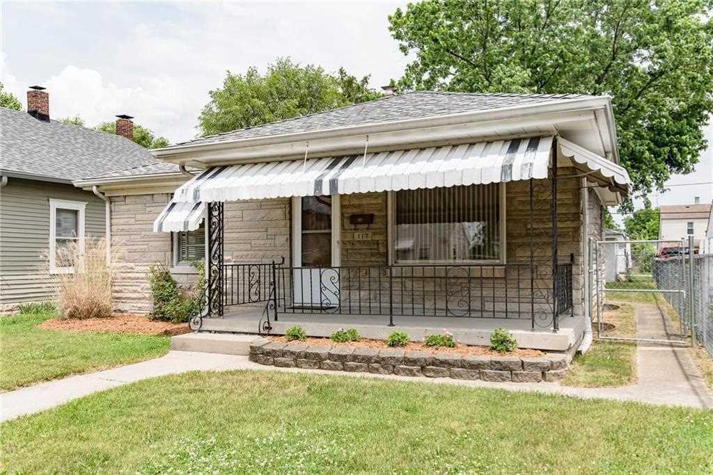 117 S 5Th Avenue Beech Grove, IN 46107 | MLS 21573116 Photo 1