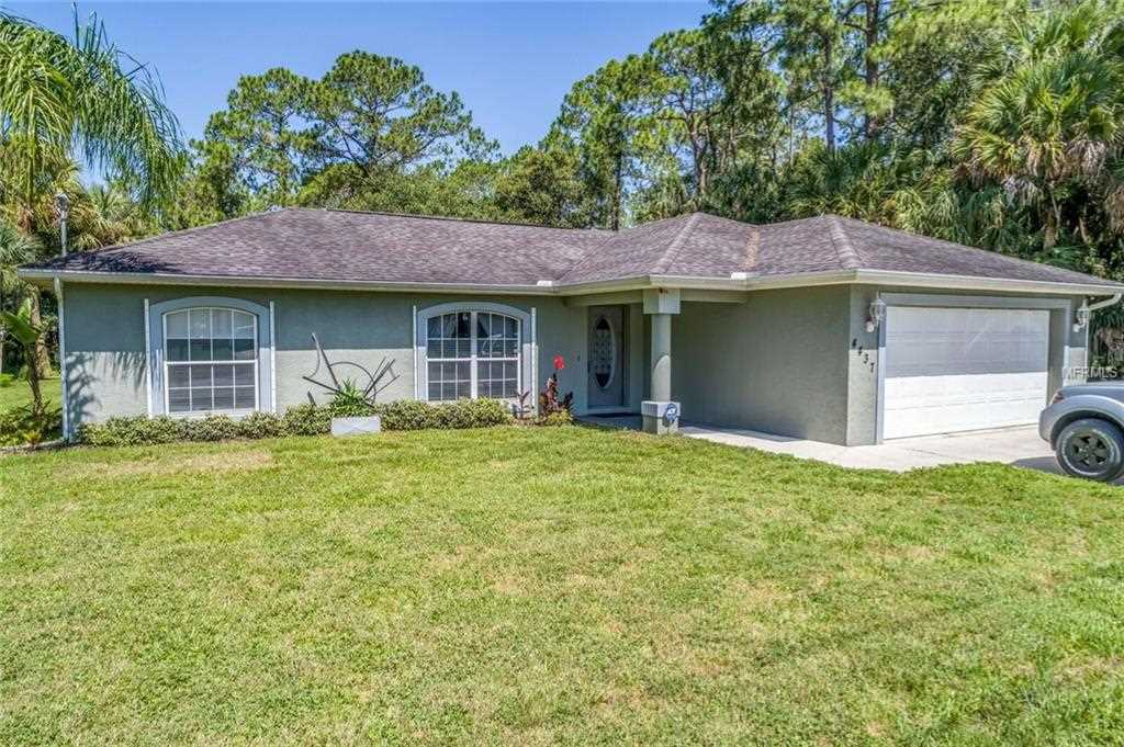 4437 N Salford Boulevard North Port, FL 34286 | MLS C7402246 Photo 1