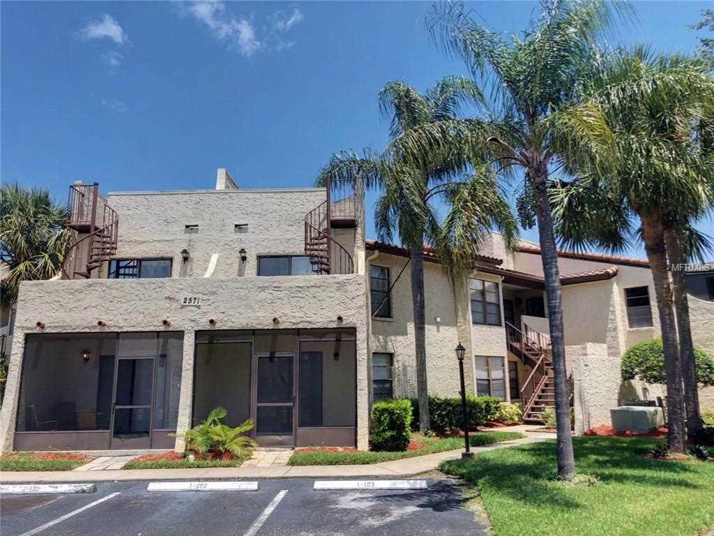 2571 Cyprus Drive #1-103 Palm Harbor, FL 34684 | MLS U8007453 Photo 1
