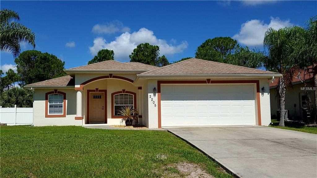 2205 Saginaw Road North Port, FL 34286 | MLS C7402321 Photo 1