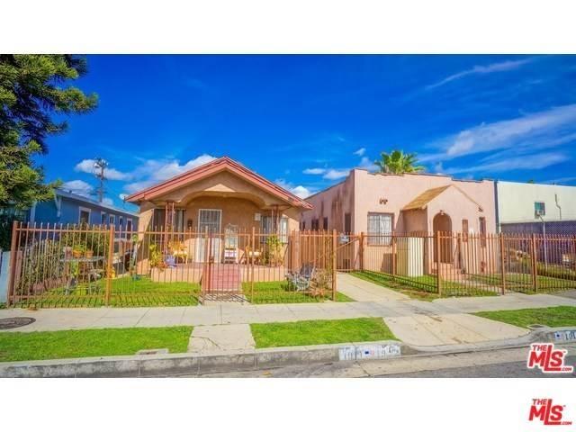 1015 W 66th Street, Los Angeles, CA 90044 MLS #18354492  Photo 1