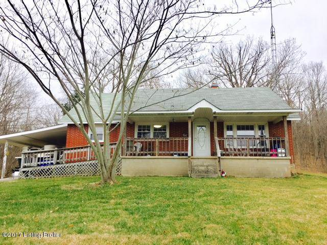 2876 Brier Creek Rd Mammoth Cave KY in Edmonson County - MLS# 1492330 | Real Estate Listings For Sale |Search MLS|Homes|Condos|Farms Photo 1