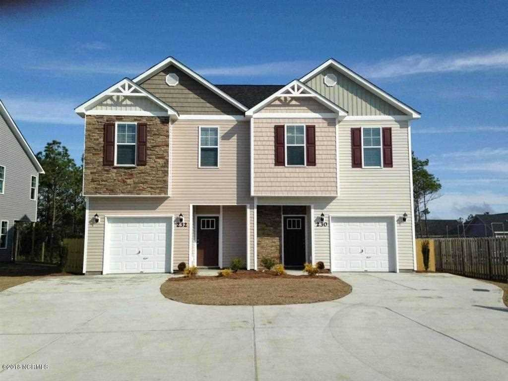 Home For Sale At 358 Frisco Way, Holly Ridge NC in The