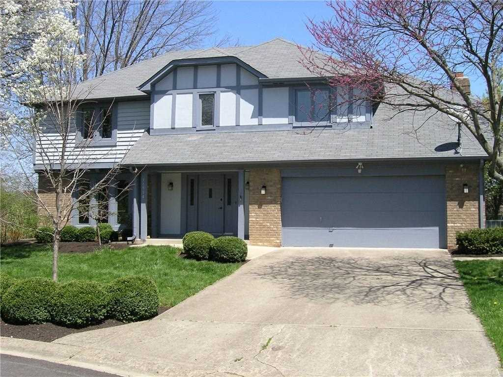 11514 Windhaven Court Indianapolis, IN 46236   MLS 21559140 Photo 1